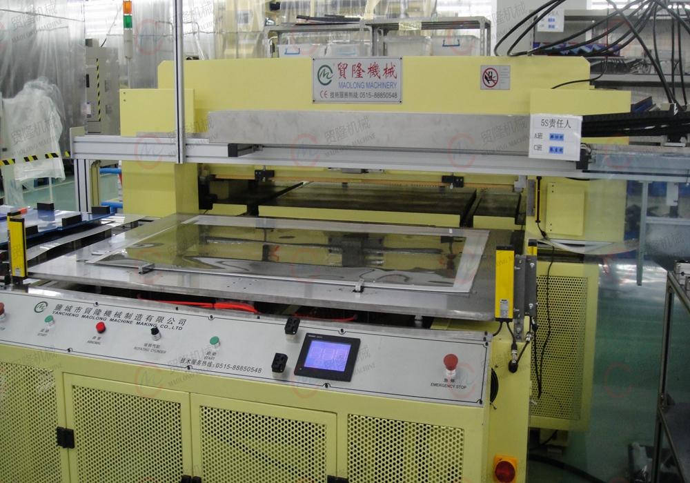 电子光学膜模切机