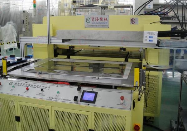 湖北电子光学膜模切机